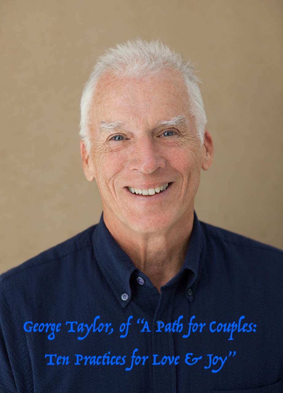 GEORGE TAYLOR~Headshot~with Name